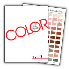 Dryvit Color Chart